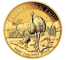 AUSTRALIJSKI EMU 1 oz 24H