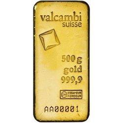 Sztaba złota LBMA 500 g